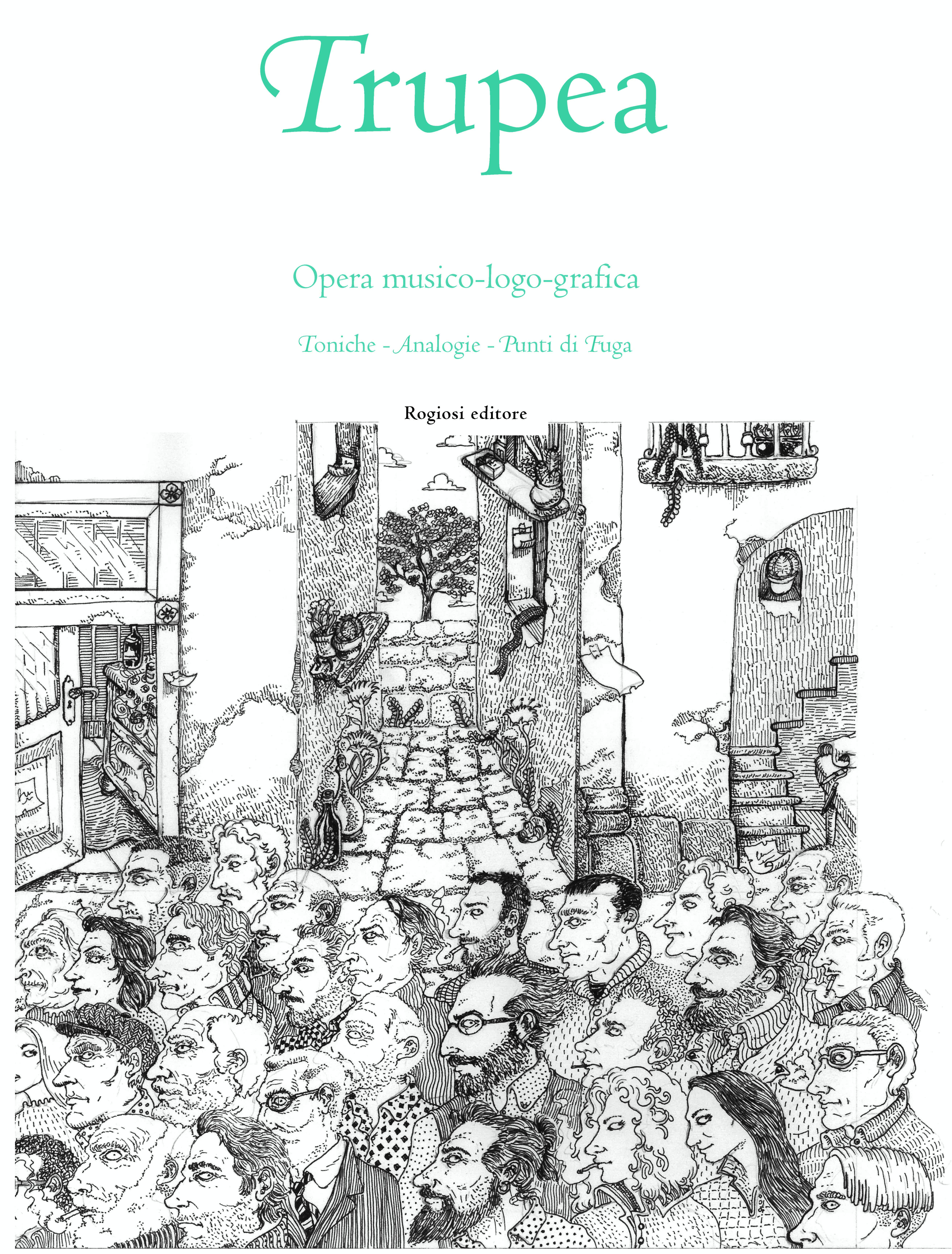 Trupea - Opera musico - logo - grafica