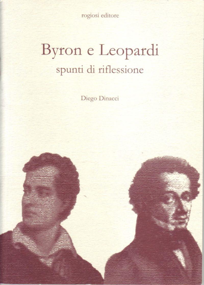 Byron e Leopardi. Spunti di riflessione