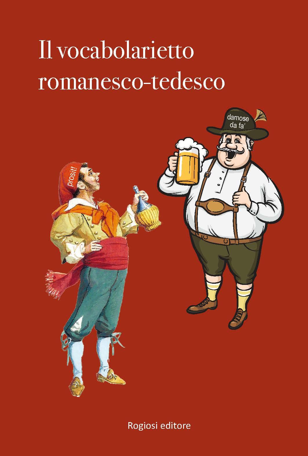 Il vocabolarietto romanesco-tedesco