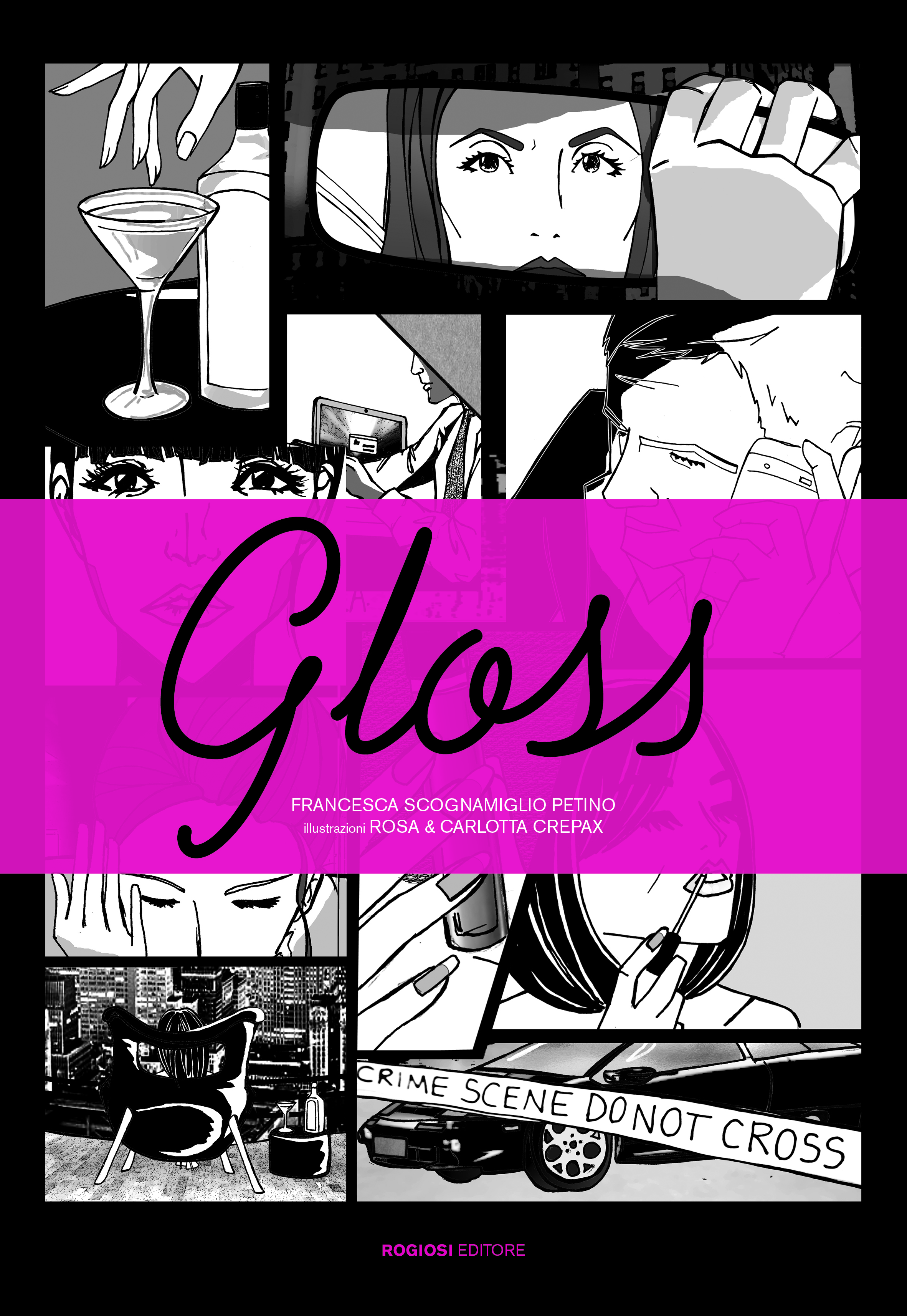 GLOSS - graphic novel