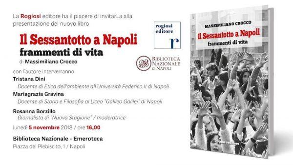 Il '68 a Napoli Frammenti di Vita.