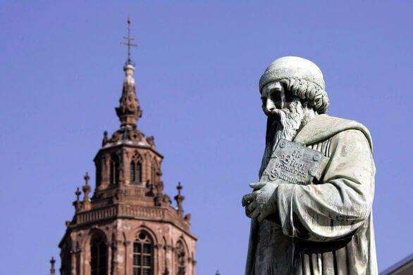 La Bibbia di Gutenberg: il primo libro stampato
