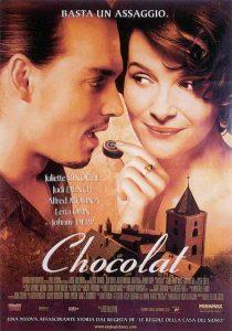 migliori film tratti dai libri | chocolat