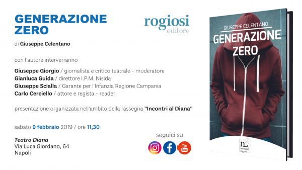 Generazione Zero - Presentazione Libro