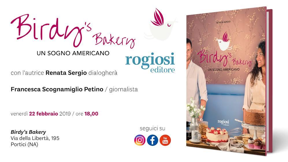 Birdy's Bakery – Presentazione a Portici (Na)