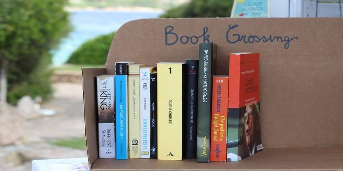 Che cos'è il BookCrossing?
