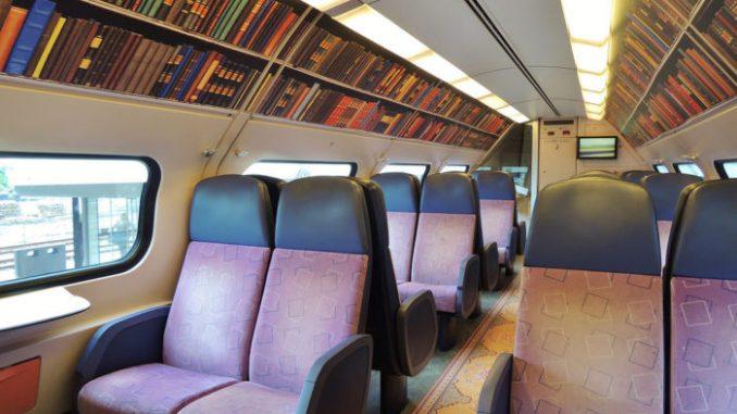 Olanda: se porti un libro sul treno non paghi il Biglietto