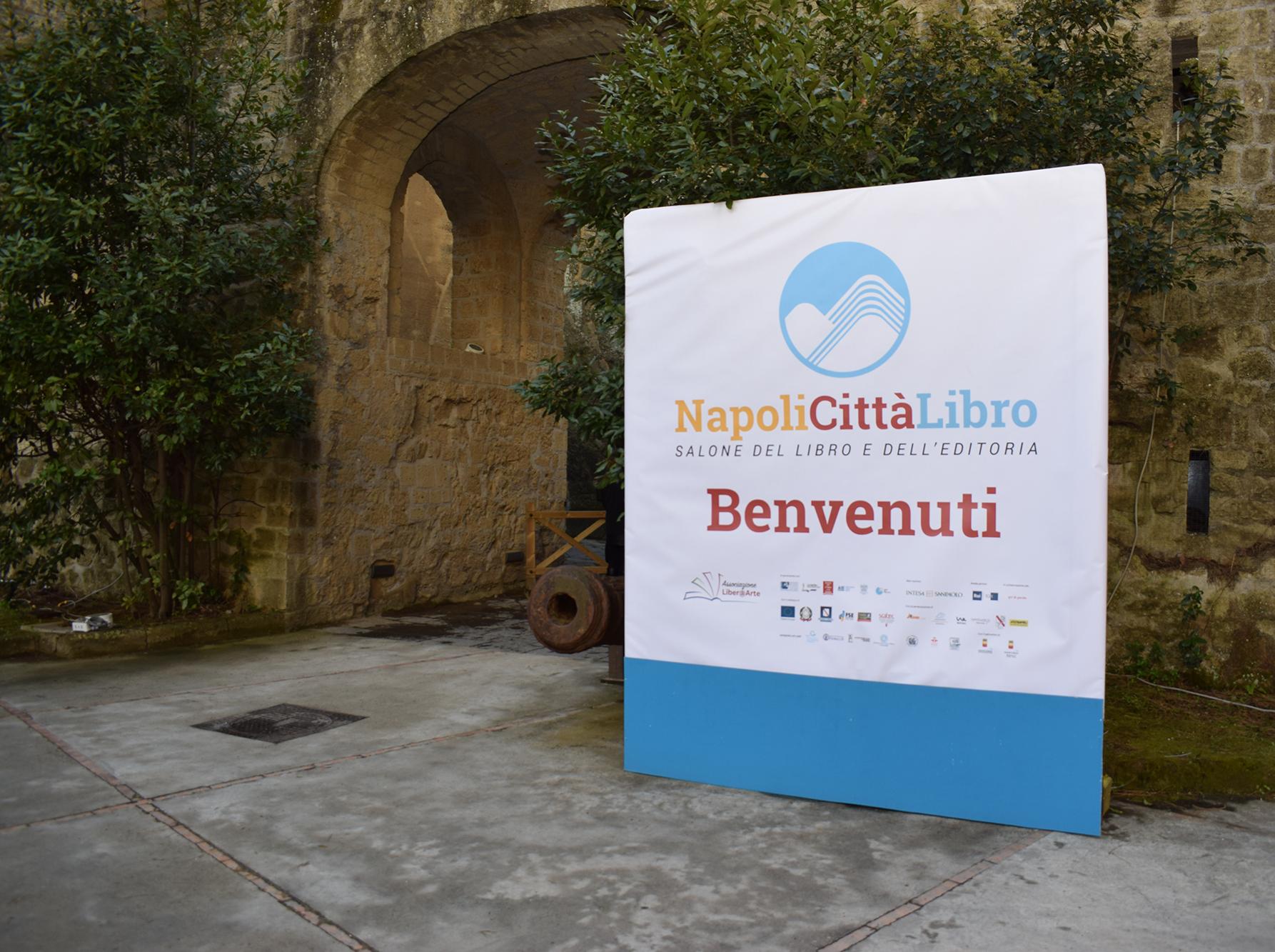 NapoliCittàLibro tra i più importanti festival europei dedicati ai libri